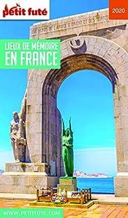 LIEUX DE MÉMOIRE EN FRANCE 2020 Petit Futé (THEMATIQUES)