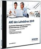 ABC des Lohnbüros 2019 - DVD/Online, 1 CD-ROM