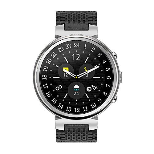 LUOEM I6 1.3 pulgadas OLED pantalla elegante reloj