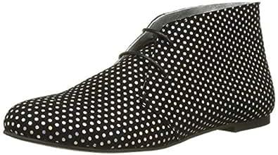 Ippon Vintage Damen HYP-Silver Desert Boots, Argent (Argent), 36 EU
