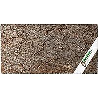 3d–Dorso de corcho de una sola pieza de corcho corteza 60x 30cm   posterior de corcho natural para Terrario, paludarium, Acuario