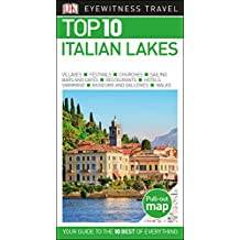 Top 10 Italian Lakes (DK Eyewitness Top 10 Travel Guides)