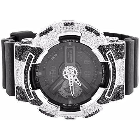 & tonalità bianco nero G-Shock GA110HT-1A per Iced Lab-Orologio da uomo, nuova - 1a G-shock Mens Watch