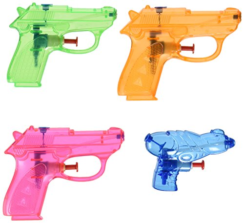25 assorted Water squirt guns - party pack by Unknown