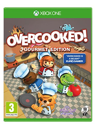 Overcooked: Gourmet Edition (Xbox One) Best Price and Cheapest