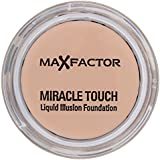 MaxFactor Miracle Touch Foundation, 40 Creamy Ivory , 11.5 g