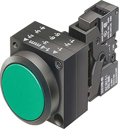 Siemens Sirius-Gerät Full Round Push Button Luminous 1NA + LED 230V Siemens Push Button