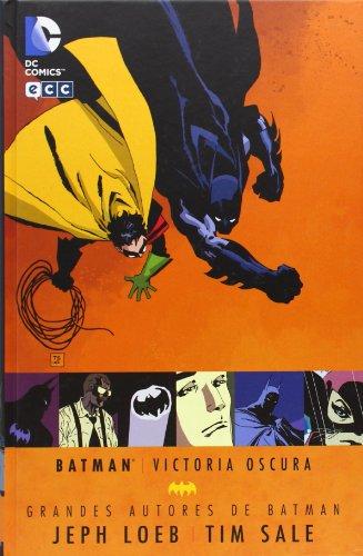 Descargar Libro Batman: Victoria oscura (Grandes autores Batman: Jeph Loeb y Tim Sale) de Jeph Loeb