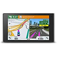 Garmin DriveLuxe 51LMT-D EU 5-inch Sat Nav with Lifetime Map Updates for the UK, Ireland and Full Europe, Digital Traffic and Magnetic Mount