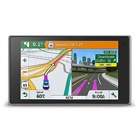 Garmin DriveLuxe 51 LMT-D EU Navigationsgerät - lebenslang Kartenupdates & Verkehrsinfos, Smart Notifications, edles Design, 5 Zoll (12,7cm) (Navi Sprachsteuerung)