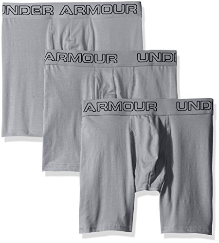 Under Armour Men's Charged Cotton Boxer Jock