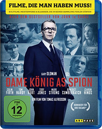 Dame König As Spion [Blu-ray]