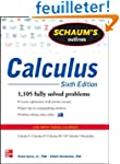 Schaum's Outlines Calculus