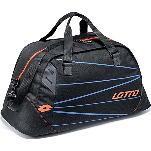 Lotto Bag Spider L Black/FL Fant