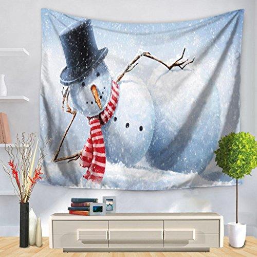 Zuhause Tapisserie Westlicher Stil Weihnachten Wandbehang Dekoration Bettdecke Badetuch , 130*150cm , b Westlichen Wandbehang Wandteppich