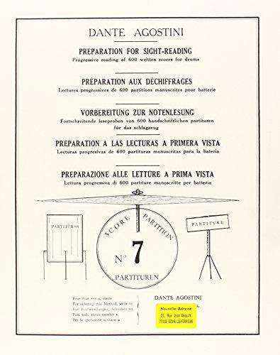 Preparation au Dechiffrage 7