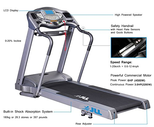 JLL® C100 Commercial Gym Motoris...
