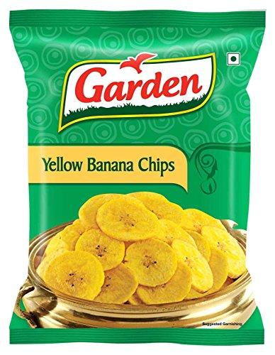 Garden Yellow Banana Chips, 90g