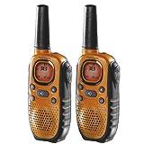Topcom Walkie Talkie – mit 8 Kanäle und einer Reichweite bis zu 10 Km – mit Headset und Display