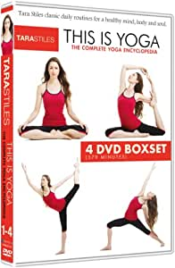 Tara Stiles: This Is Yoga 4 DVD Box Set