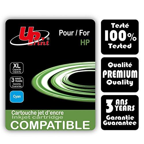 HP - CN626AE - CYAN - Grande Capacité - Economique - Qualité équivalente à la cartouche d'origine - Garanties et Assistance - Le Meilleur rapport Qualité/Prix - Expédié depuis la FRANCE