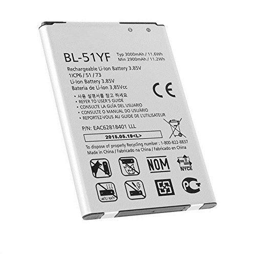 BL-51YF 3000 mAh-Batteria di ricambio per Smartphone