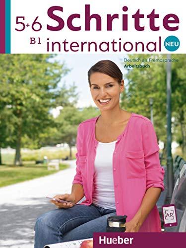 Schritte international Neu 5+6: Deutsch als Fremdsprache / Arbeitsbuch + 2 CDs zum Arbeitsbuch