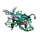 Drone Force US858300 Angler Attack - 2.4Ghz Illuminated Indoor/Outdoor Drone Helicopter Toy