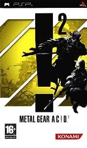 Metal Gear Acid 2 + Lunettes de Protection 3D