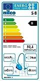 Fakir 2638003 Nil Trockensauger S 8 Test