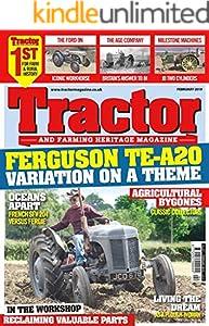 Tractor & Farming Heritage Magazine