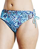 Womens Simply Yours Bikini Bottoms in Paisley Print