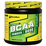 #3: MuscleBlaze BCAA 6000 , 400g (50 Servings)