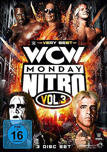 WWE - The Very Best of WCW Monday Nitro, Volume 3 [3 DVDs]