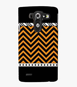 For LG G3 Mini zigzag Printed Cell Phone Cases, diamonds Mobile Phone Cases ( Cell Phone Accessories ), borders Designer Art Pouch Pouches Covers, stripes Customized Cases & Covers, contrast Smart Phone Covers , Phone Back Case Covers By Cover Dunia
