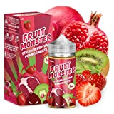 FRUIT MONSTER Strawberry Kiwi Pomegranate Liquid