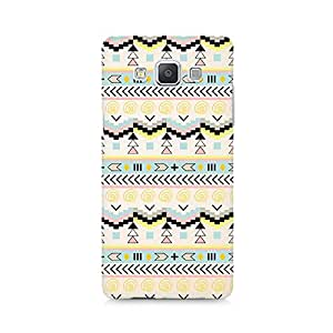 High Quality Printed Cover Case for Samsung A5 Model - Tribal Chic06