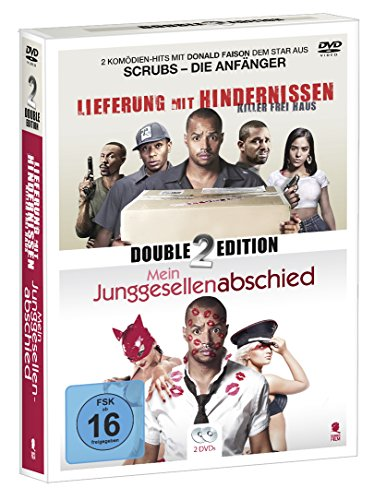 Comedy Double Pack 1: Lieferung mit Hindernissen & Mein Junggesellenabschied (2-Disc Set)