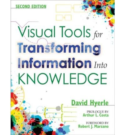 [VISUAL TOOLS FOR TRANSFORMING INFORMATION INTO KNOWLEDGE] by (Author)Hyerle, David N. on Oct-08-08