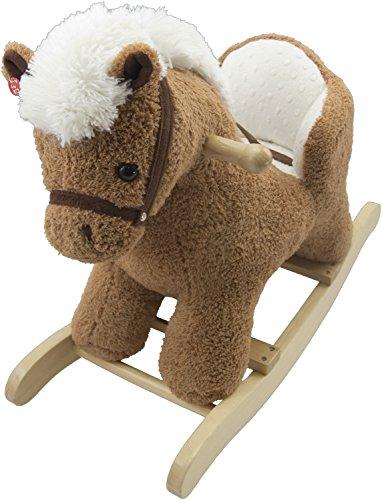 Bieco Rocking Horse Toy (Multi-Colour)
