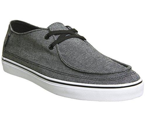 Vans Rata Vulc SF, Sneaker Unisex – Adulto Nero (Chambray)