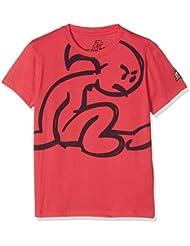 El Niño 13013, Camiseta Para Niños, Rojo (Groselha), 16 años