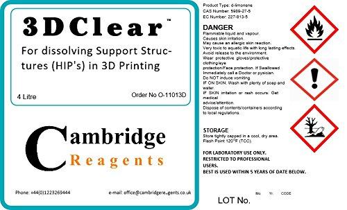 3d-claro-3d-impresion-agente-de-limpieza