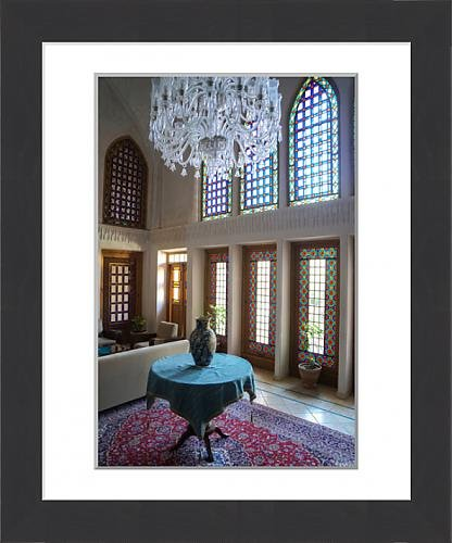 framed-print-of-interior-of-late-18th-century-qajar-mansion-now-serai-ameriha-hotel-kashan