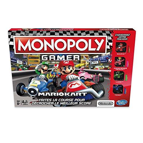 Hasbro Monopoly Gamer–Juego Tablero–E1870
