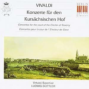 Virtuosi Saxoniae • Ludwig Güttler - Virtuosi Saxoniae • Ludwig Güttler