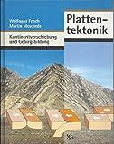 Plattentektonik. Kontinentverschiebung und Gebirgsbildung - Wolfgang Frisch, Martin Meschede