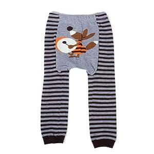 Baby Kids niedliche Cartoon-Tier Stil Baumwolle Leggings PP Hosen Serie B