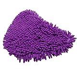 vhbw Lignette microfibre tissu frange pour Dirt Devil AQUAclean DD301-0, DD302-0...
