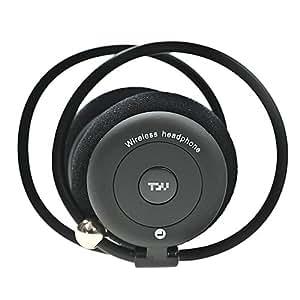TrueBlue Voice TBV-S18 Bluetooth Wireless Headphone (Black)